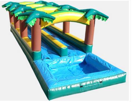 inflatable slip n slide for kids